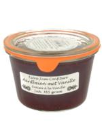 Van Woerkom Aardbeien met vanillejam 385 gr.