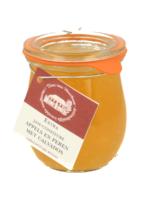 Van Woerkom Likeurjam Appel Peer met Calvados 250 gr.