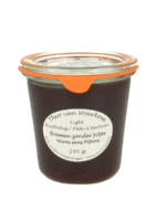 Van Woerkom Bramenjam (zonder pitjes) suikervrij 295 gr.