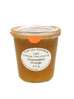 Van Woerkom Sinaasappeljam suikervrij 295 gr.