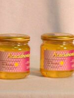 Imkerij de Werkbij Acaciahoning 250 gr.