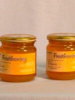 Imkerij de Werkbij Fruithoning 250 gr.