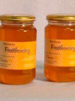 Imkerij de Werkbij Fruithoning 450 gr.