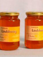 Imkerij de Werkbij Lindehoning 450 gr.