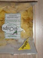Hoeksche waard chips ribbel