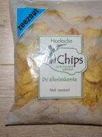 Hoeksche waard chips zeezout