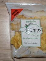 Hoeksche waard chips zwarte peper