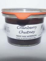 Van Woerkom cranberrychutney