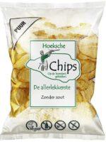 Hoeksche waard chips zoutloos