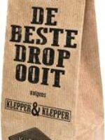 Klepper en klepper drop mildzout