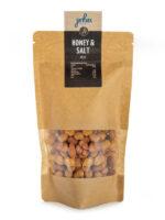 Jan Bax Kraftzak Honey & Salt mix gekruid