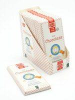 Jan Bax Diesch chocoladereep babbelaar puur