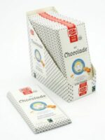 Jan Bax Diesch chocoladereep babbelaar wit