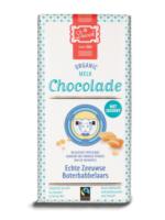 Jan Bax Diesch chocoladereep babbelaar en zeezout melk