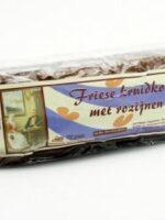 Jan Bax Frieze kruidkoek met rozijnen